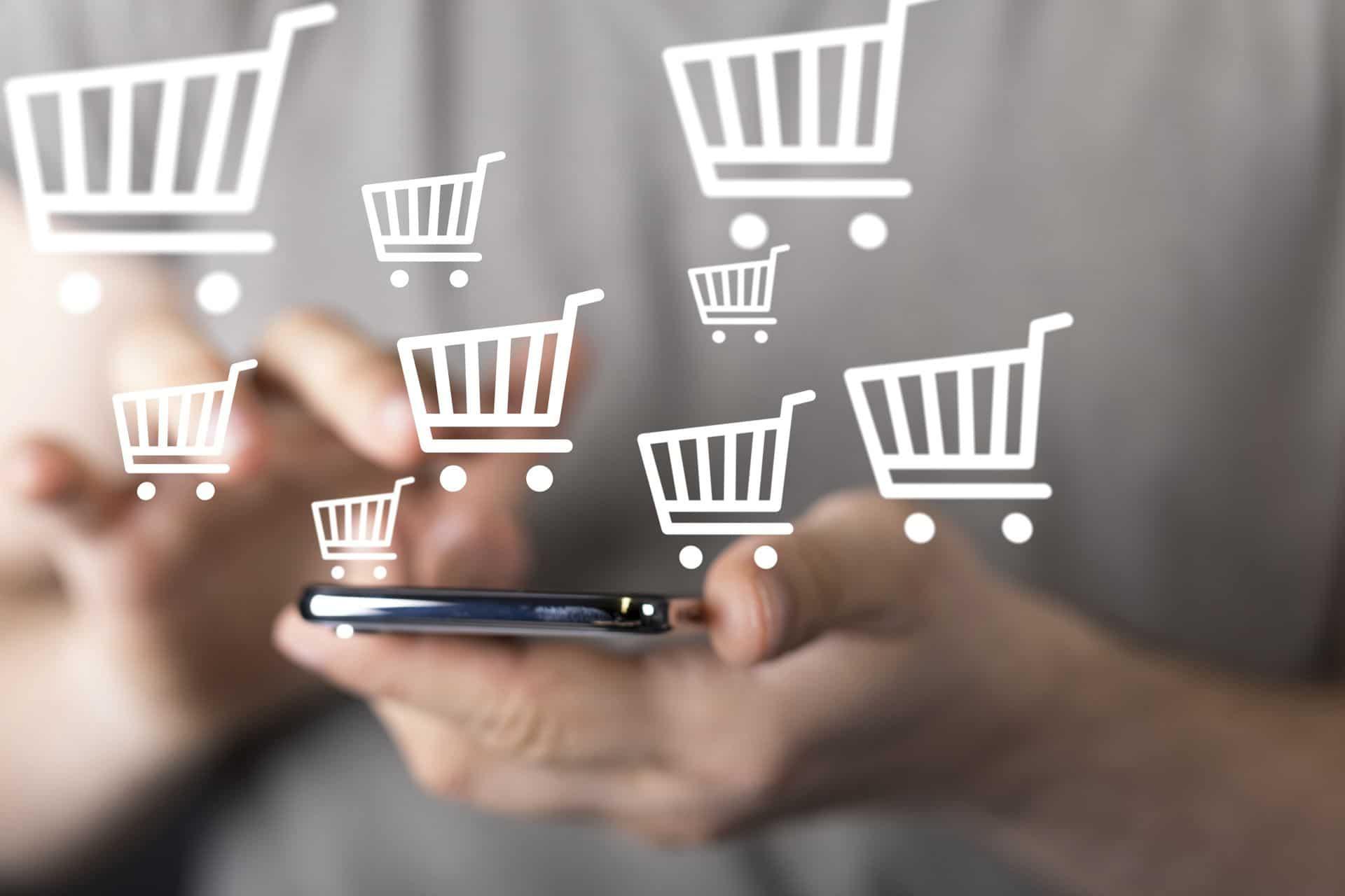 Creación de tiendas online en Sant Joan Despí