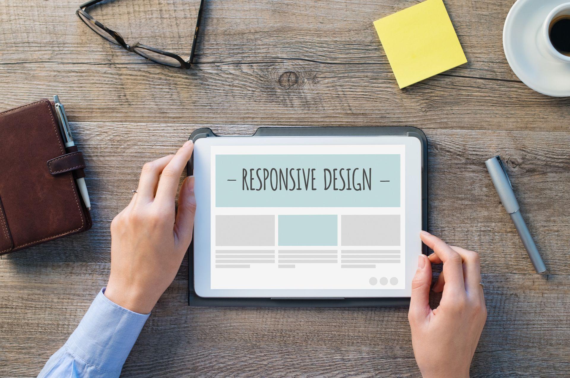 Opciones de diseño responsive web en Sant Joan Despí