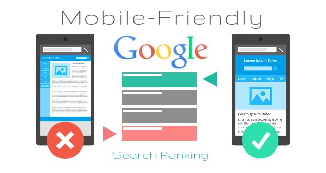 ¿Tu web no es compatible con dispositivos móviles? Puedes despedirte de tus rankings de Google 2